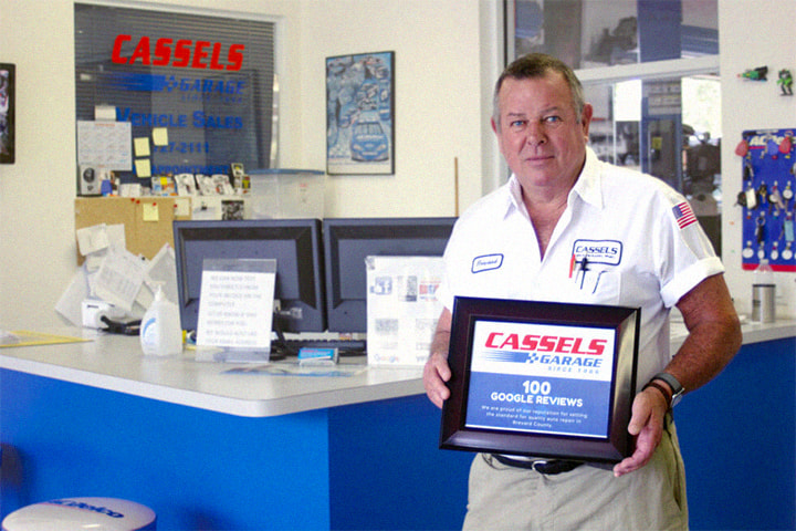 Cassels Garage ORM